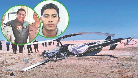 """La trágica historia detrás del """"último vuelo"""" de los militares que se estrellaron en helicóptero"""