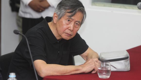 Alberto Fujimori fue sentenciado a 25 años de prisión en 2009.  Foto: archivo de DINOES