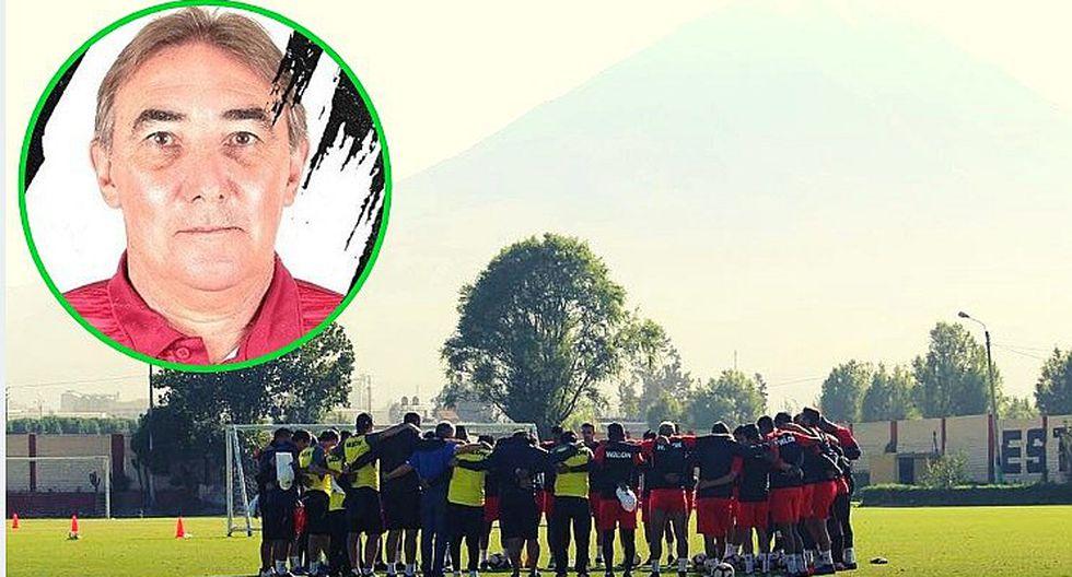 Pautasso renunció a Melgar de Arequipa tras goleada 6-0 de la U. Católica por la Copa Sudamericana