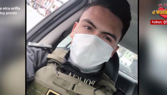 Delincuentes asesinan a joven policía de 21 años en Carabayllo. (Captura: América Noticias)