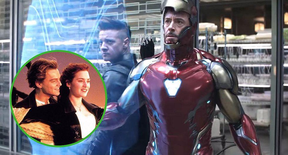 "Avengers: Endgame logra recaudar más que ""Titanic"" y solo está por detrás de ""Avatar"""