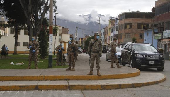 También se prorrogó el estado de emergencia nacional por el plazo de 28 días calendario, a partir del lunes 1 de febrero del 2021 (Foto: Andina)