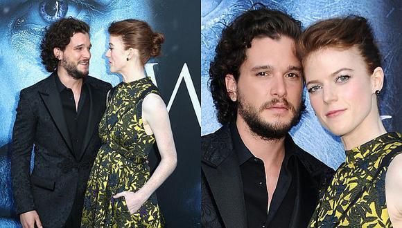 Game of Thrones: actor que interpreta a 'Jon Snow' contrajo matrimonio