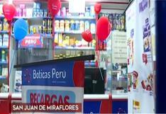Serenos de San Juan de Miraflores sorprenden a delincuentes y frustran robo de botica