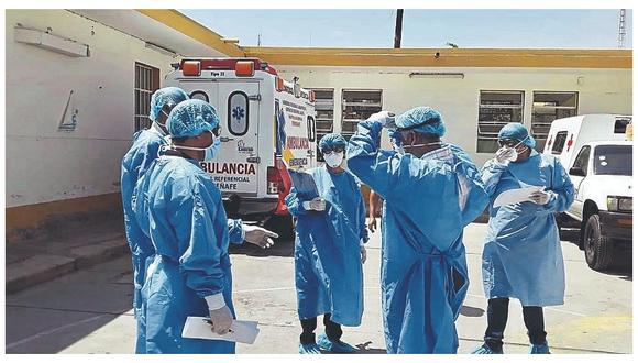 Junín: Gobierno Regional de Junín desplazó 30 Brigadas de Médicos de Familia que visitan casa por casa para identificar de forma temprana a pacientes COVID-19 asintomáticos en las zonas de alto contagio. (foto referencial)