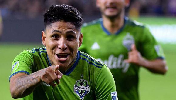 El exjugador de Universitario llegó a la MLS tras su paso por Morelia. (Foto: AFP)