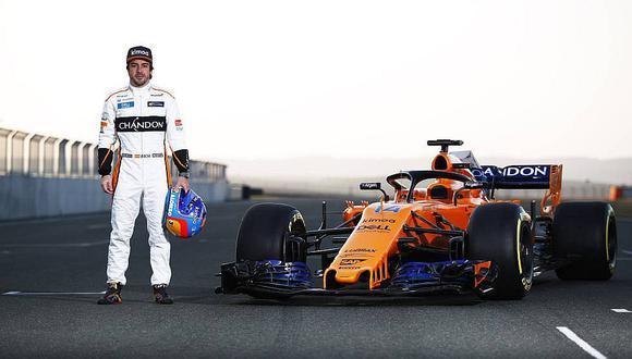 McLaren sueña acercarse a la lucha de Mercedes y Ferrari en Fórmula 1
