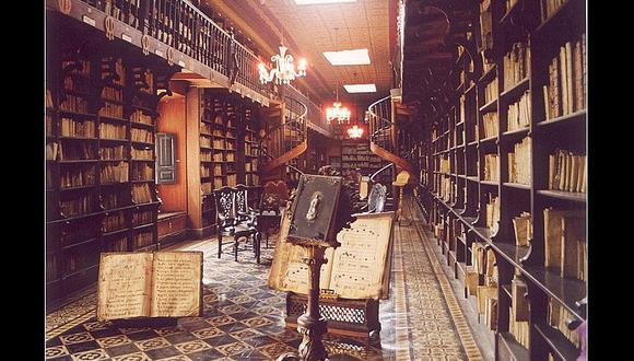 Hermosa biblioteca está más cerca de lo que imaginas ¡aquí en Lima! (FOTOS)