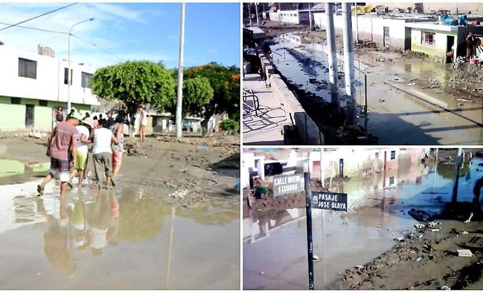 ¡Sigue el drama! Este es el panorama desolador que se vive en Huarmey (VIDEO)
