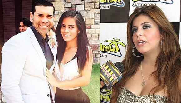 Vanessa López, esposa de Carlos 'Tomate' Barraza, muestra conversaciones con Maria Grazia Polanco
