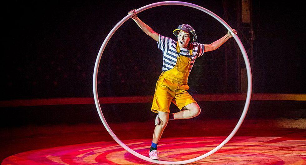Cinco circos que no te puedes perder este mes
