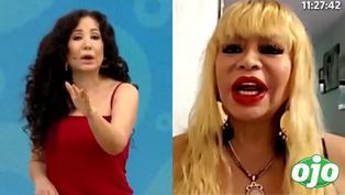 """""""¡Me vas a dejar hablar o corto!"""": Susy Díaz explota en vivo cuando la acusan de asistir a 'fiesta covid'"""