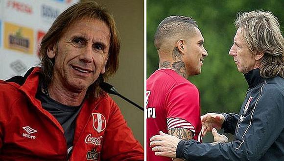 """""""DNI de un peruano de corazón"""": tienen bello gesto con Ricardo Gareca"""
