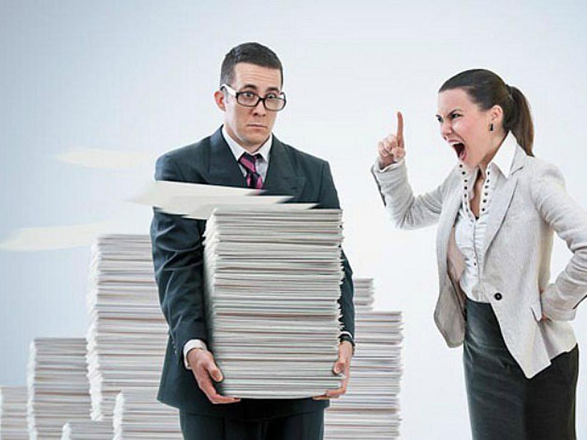 No te dejes! ¿Cómo actuar ante el acoso laboral? | MUJER | OJO