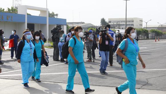 Cajamarca: brigadas de salud llegaron hasta comunidades nativas para evitar contagios por COVID-19 (Foto referencial: GEC)