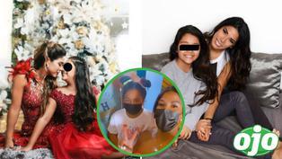 Karen Dejo cumple sueño de su hija Mía y se la lleva a Disney por vacaciones