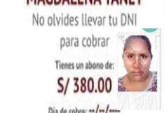 Huánuco: Un muerto y trabajadoras de la municipalidad de Amarilis entre beneficiados para recibir bono de 380 soles | FOTOS