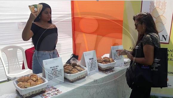 IronPan: Pan que cura la anemia estará en las panaderías de la ciudad en 30 días