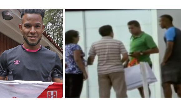 Carlos Cáceda y la primera vez que apareció en Nunca más (VÍDEO)