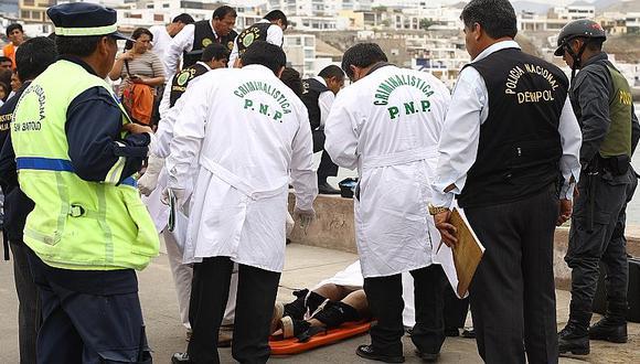 San Bartolo: Mujer embarazada y violada es hallada muerta en la playa