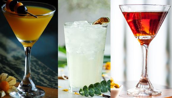 El restaurante bar Museo del Pisco nos trae cinco exquisitos cócteles a base de pisco que podrás preparar en casa. (Foto: Museo del Pïsco)