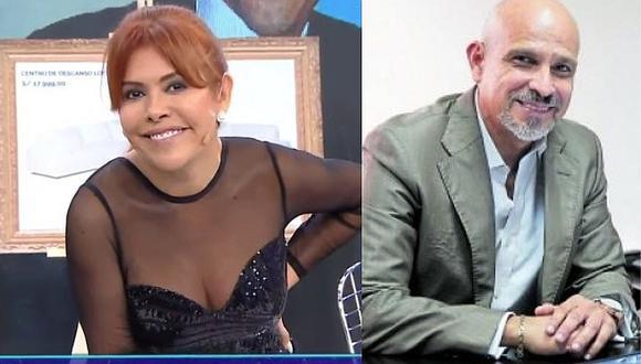 """Gerente general respalda a la """"Urraca"""": Magaly Tv, la firme va todo el año"""
