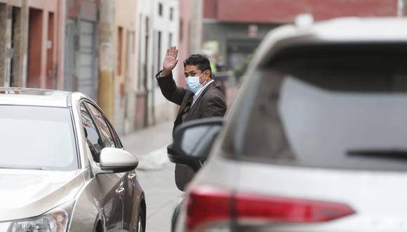 Vladimir Cerrón también es investigado junto con cerca de 60 implicados por el Caso Antalsis. (Foto: Andrés Paredes / @photo.gec)
