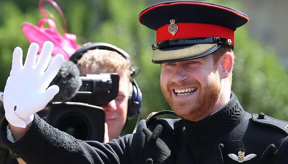 Conoce los detalles del traje que llevó el Príncipe Harry en la Boda Real