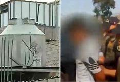 Ventanilla: menor de 14 años fue dopada, ultrajada y encerrada en tanque de agua │VIDEO