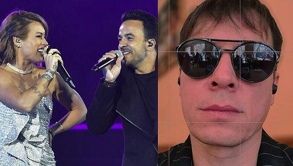 """Salim Vera tras presentación de Leslie Shaw: """"Hoy daré el mejor concierto y sin playback"""""""