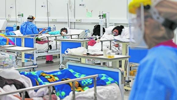 Las personas internadas por COVID-19 en la UCI de los hospitales ha aumentado en las últimas semanas. (GEC)