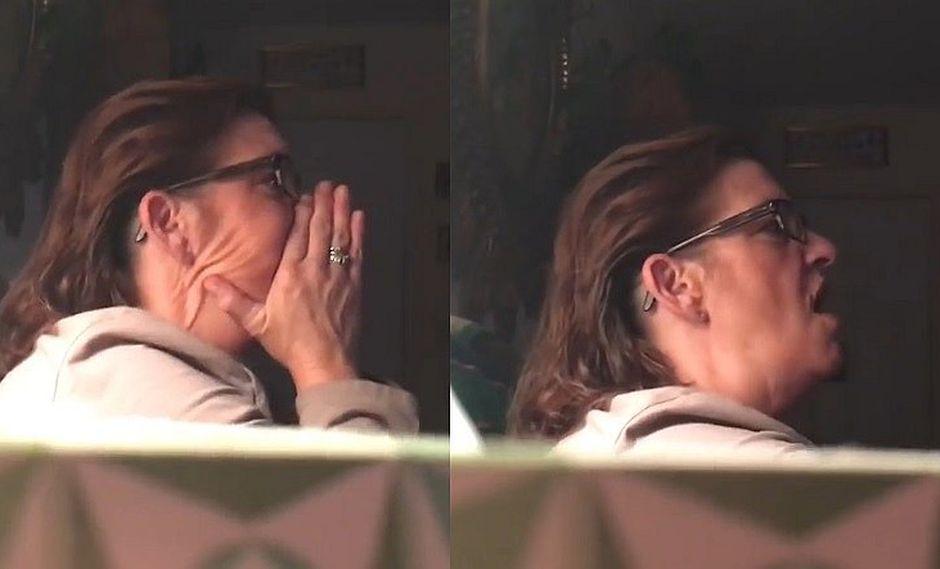 YouTube: Reacción de mamita al ver nuevo episodio de The Walking Dead sorprende