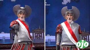 """El Reventonazo"" compara al presidente Francisco Sagasti con Don Quijote 