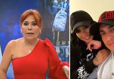 Magaly Medina envía radical mensaje a Paula Arias tras retomar su relación con Eduardo Rabanal