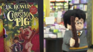 """J. K. Rowling presenta su nueva novela """"Jack y la gran aventura del cerdo de Navidad"""""""