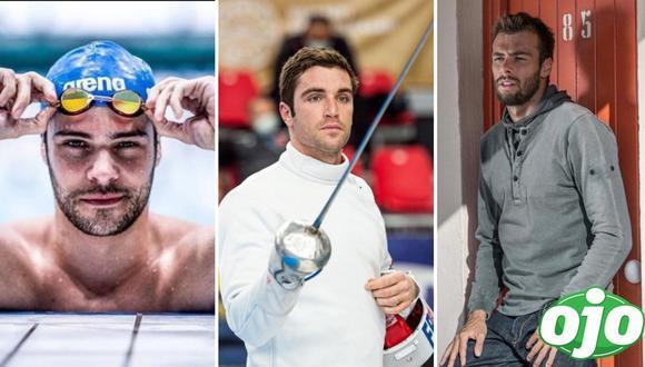 Los atletas más guapos de Tokio 2020. Foto: (Instagram/@greg_palt, @valentinprades, @mchierighini).