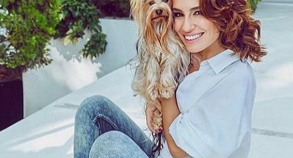 ¡Toda una fashion victim! ¡5 fotos que muestran el lado más sexy y chic de Mávila Huertas!