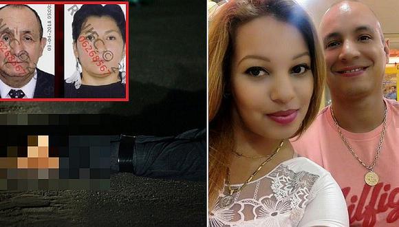 Hijo negó haber matado a su padre y madrastra en Carabayllo pero su novia hace grave acusación (VIDEO)