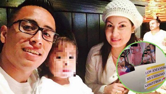 Esposa de Christian Cueva comparte emotivo vídeo donde aparece su bebé nacida prematuramente