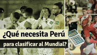 Perú cayó en Argentina: ¿Qué necesita la 'Bicolor' para ir al mundial?