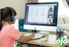 ¿Cómo afectan las clases virtuales a la salud de los niños?
