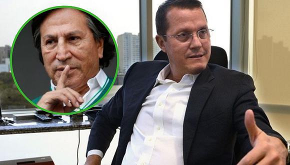 """Jorge Barata confirma """"coima"""" de 27 millones de soles a Alejandro Toledo"""