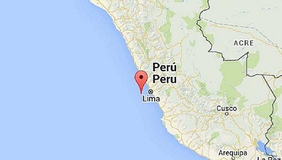 Lima: Sismo de 4.3 grados se registró en Mala