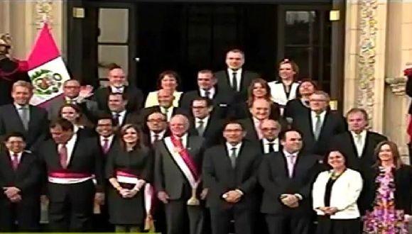 Pedro Pablo Kuczynski: estos son los nombres de los ministros que integran el nuevo Gabinete