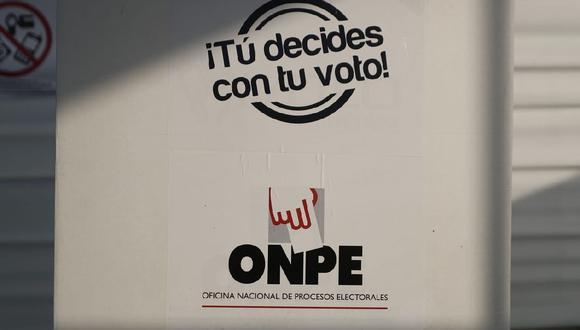 Lambayeque: electores reportan retraso en mesas de sufragio en colegio Monseñor Ignacio de Orbegozo (Foto referencial: GEC)
