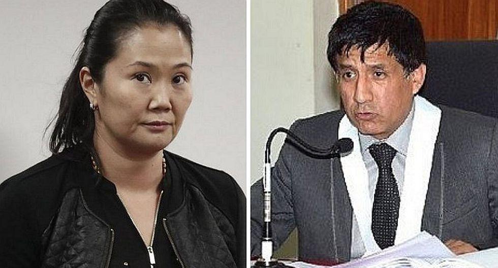 Keiko Fujimori: Declaran improcedente Habeas Corpus presentado a su favor