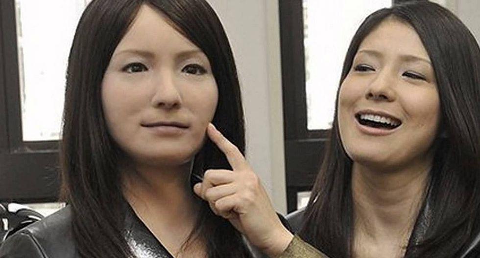 Robots experimentan lo mismo que un ser humano y reaccionan igual