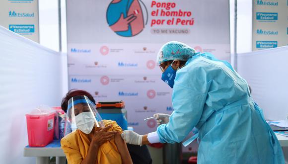 Esta fecha para mayores de 80 años rezagados se desarrollará en Lima y Callao. (Foto: Hugo Curotto/@photo.gec)
