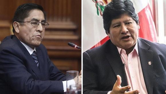 Edwin Oviedo niega ser amigo de ex juez César Hinostroza y afirma que no le darán prisión preventiva