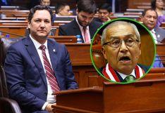 "Daniel Salaverry: ""No cumplí con encargo de Fuerza Popular porque me pareció incorrecto e ilegal"""